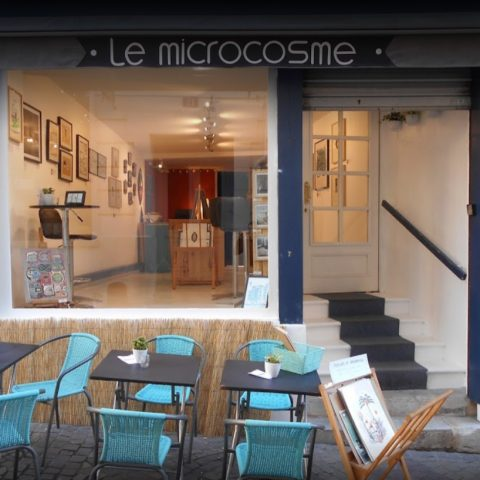 Dezzig chez Le Microcosme