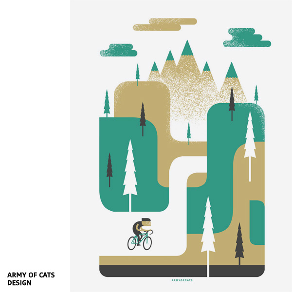 Ride to the Hills par Army of Cats