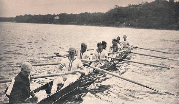 Le sport en 1900 Leander-Eight-on-the-water_600
