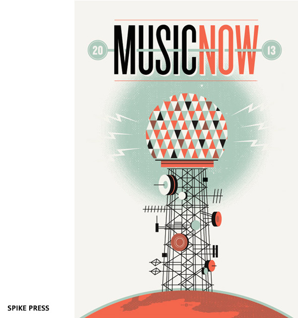 MusicNow par John Solomine - Spike Press