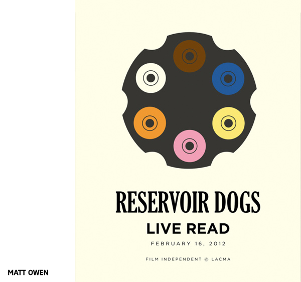 Reservoir dogs par Matt Owen