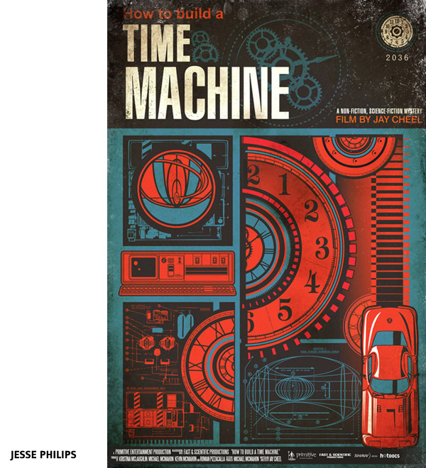 How To Build A Time Machine par Jesse Philips