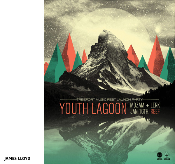 YOUTH LAGOON par James Lloyd