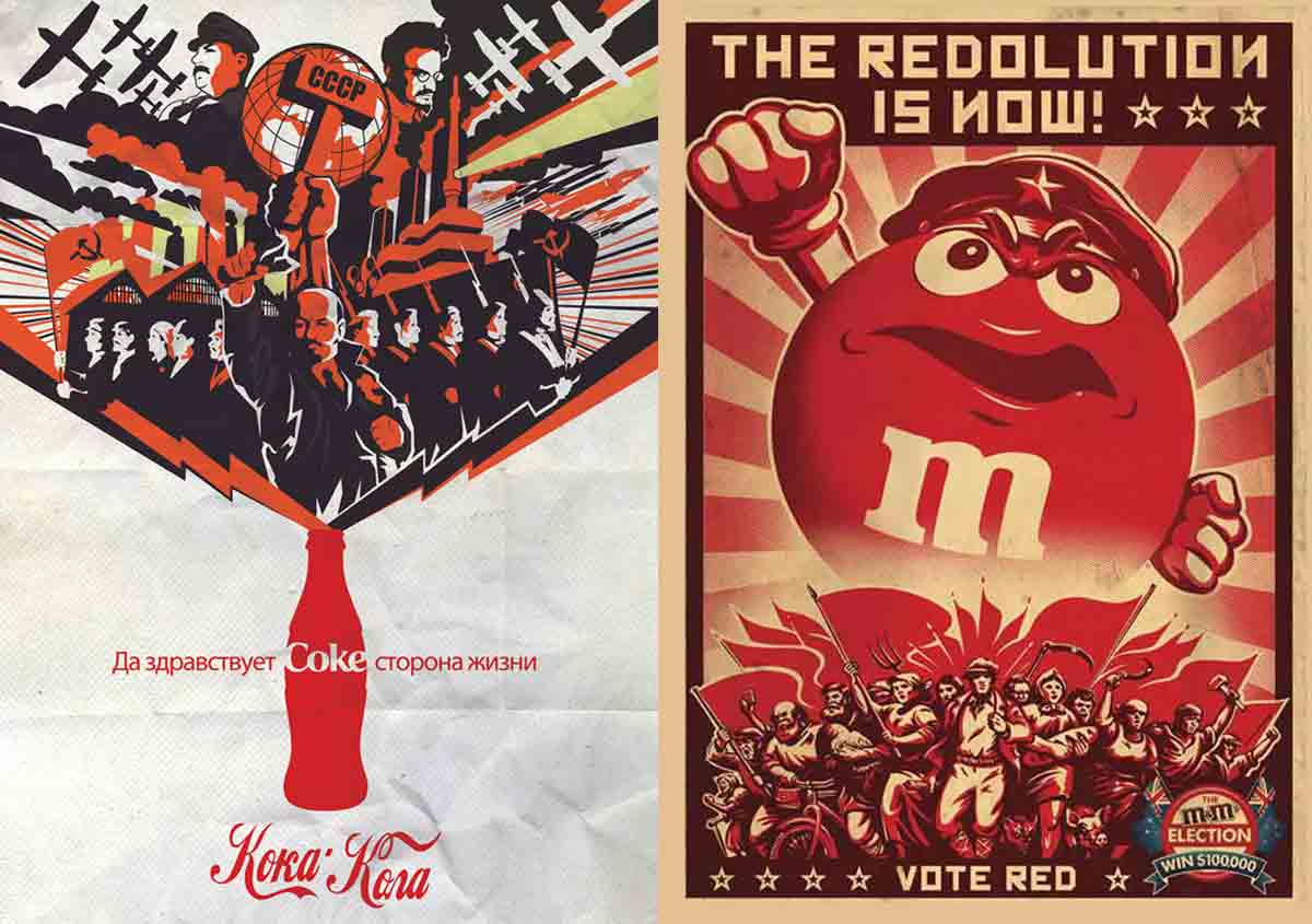 Diego Lauton et M&M's Red revolution