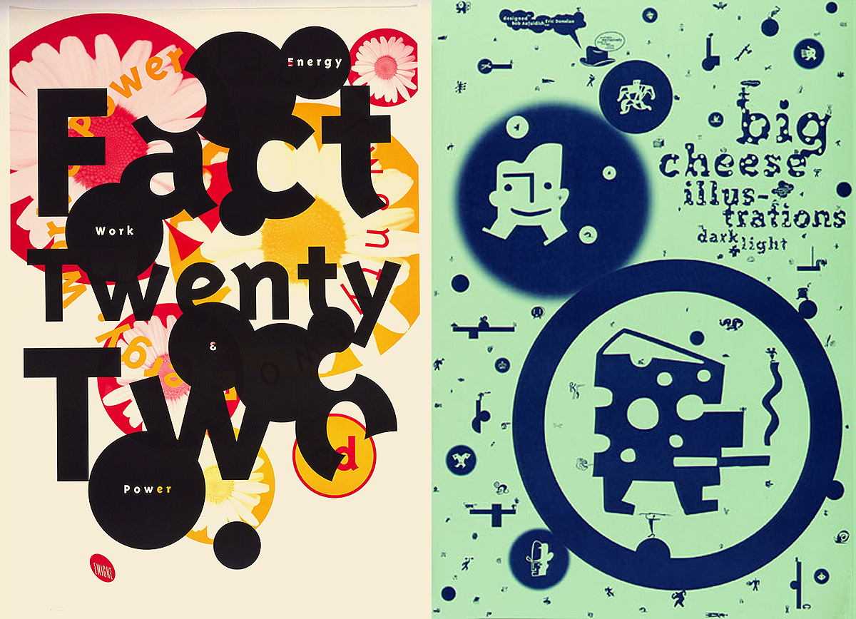Emigre posters