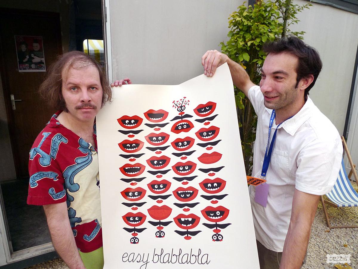 Zig et Philippe Katerine