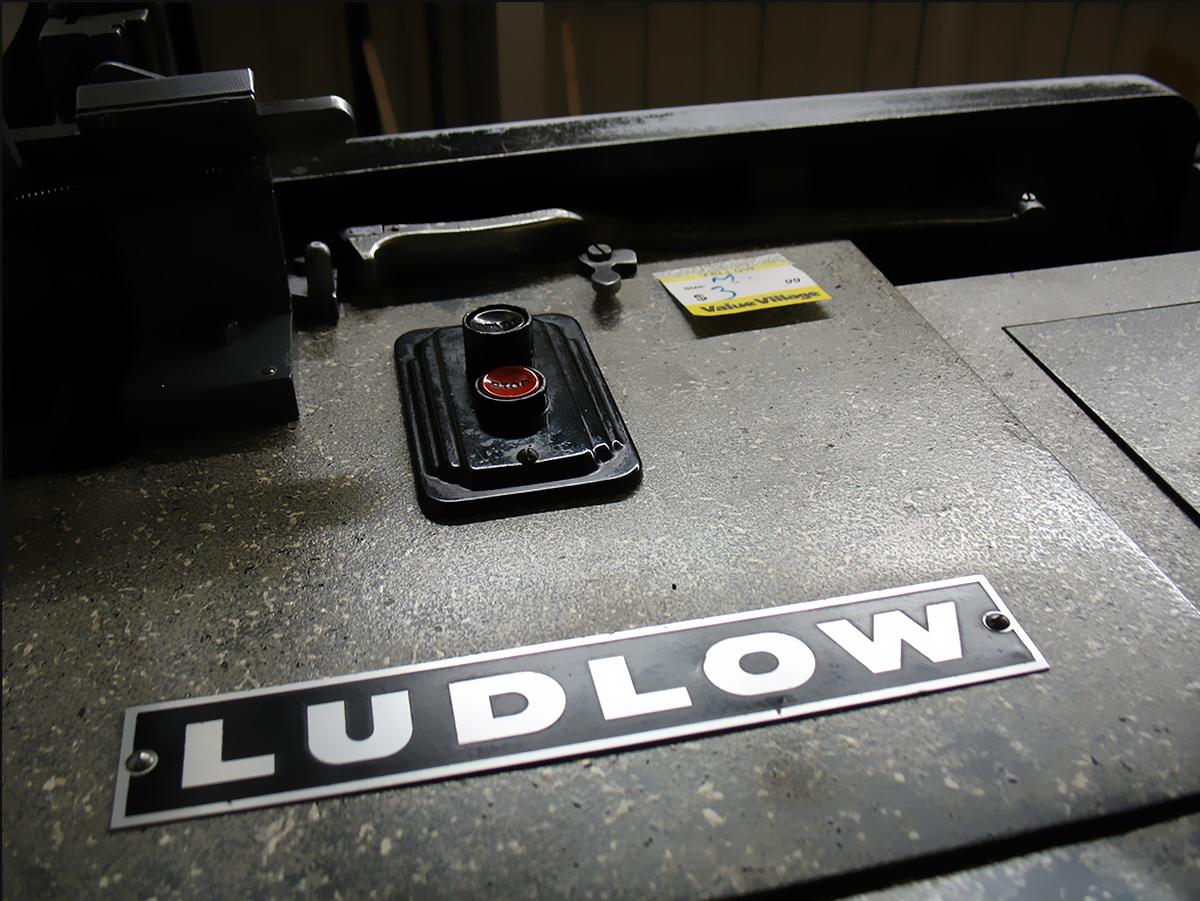 Ludlow Typograph & Co
