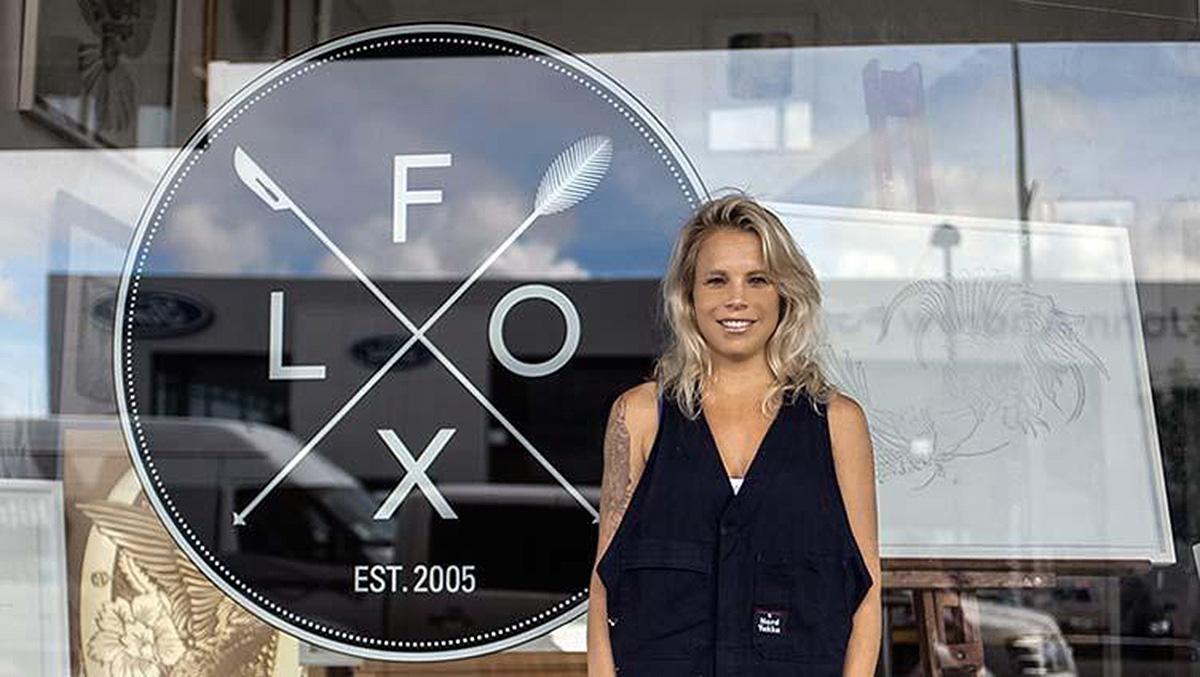 Hayley King du studio de design FLOX – Nouvelle Zélande.