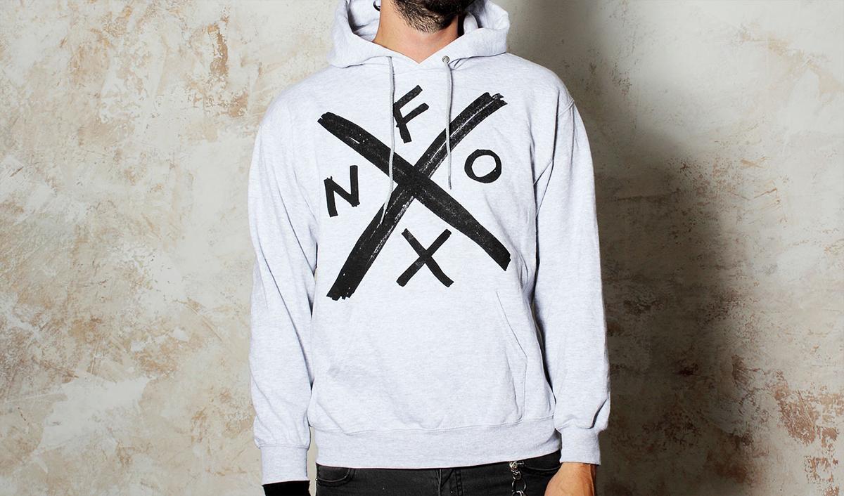 Le logo très hipsters du groupe NOFX