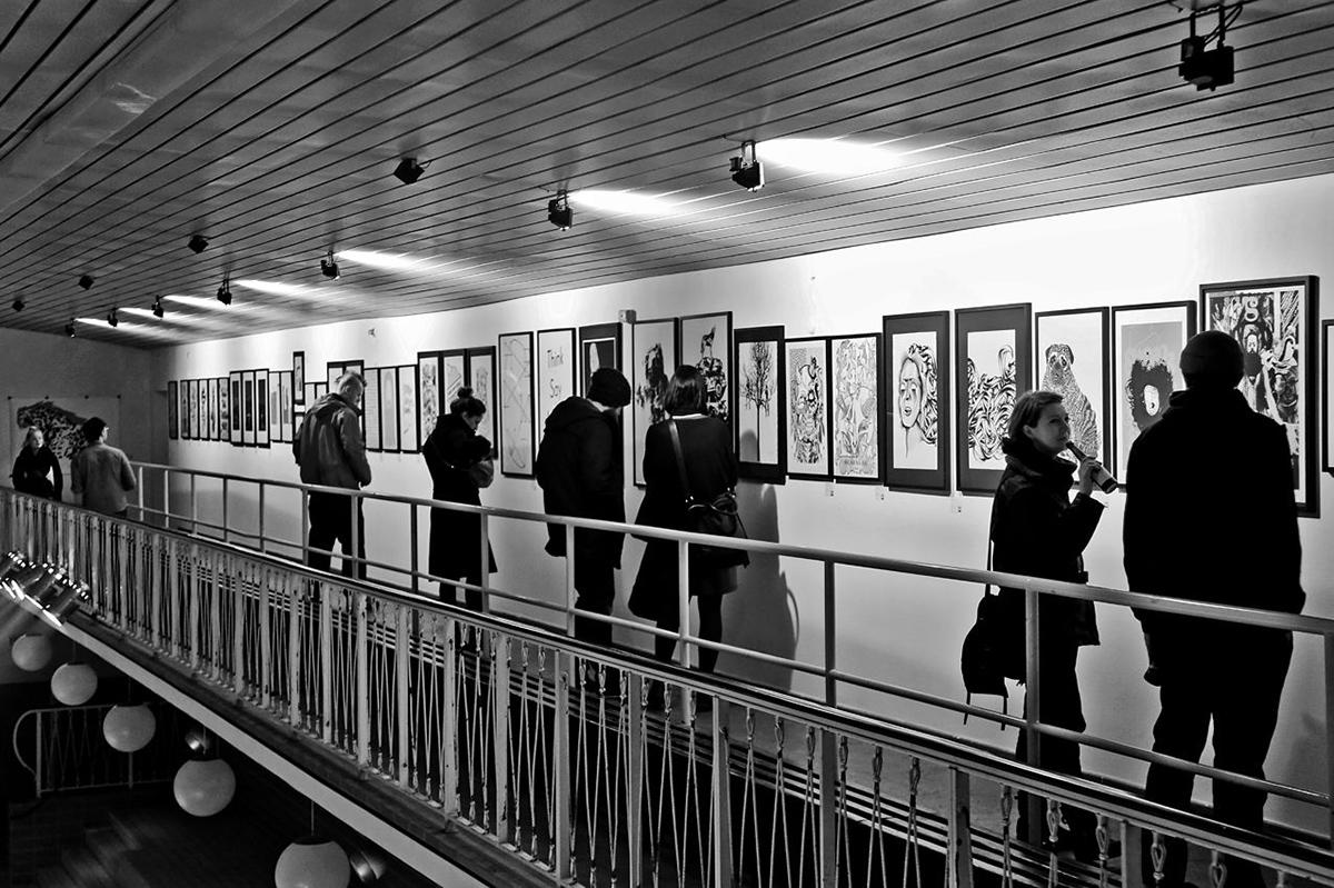 Druck Berlin Festival de sérigraphie