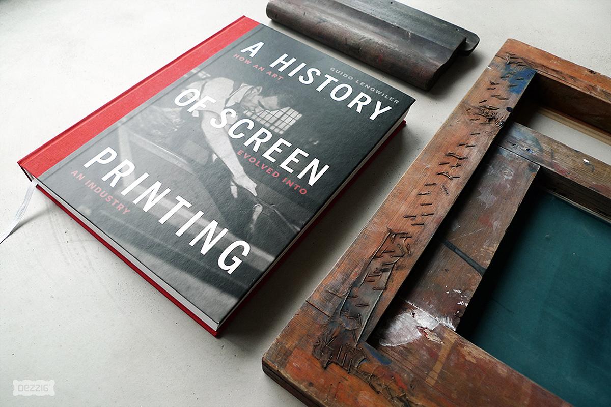Histoire secrète de la sérigraphie