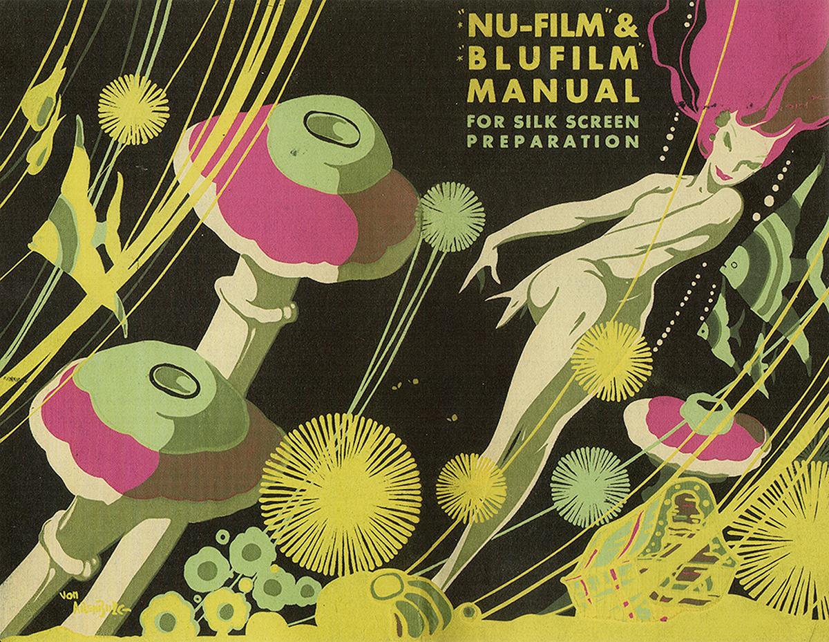 Nu-film et blufilm inventés vers 1937