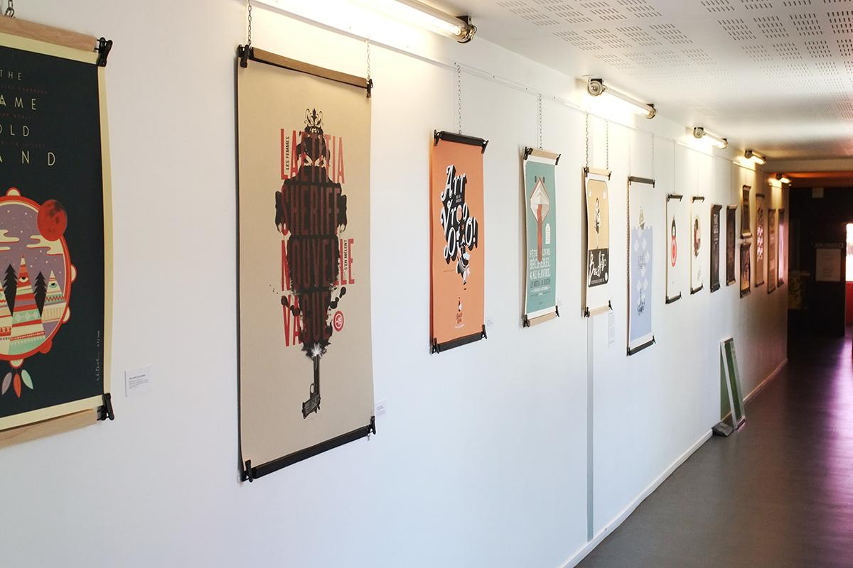 Exposition La Citrouille x Dezzig à Saint-Brieuc