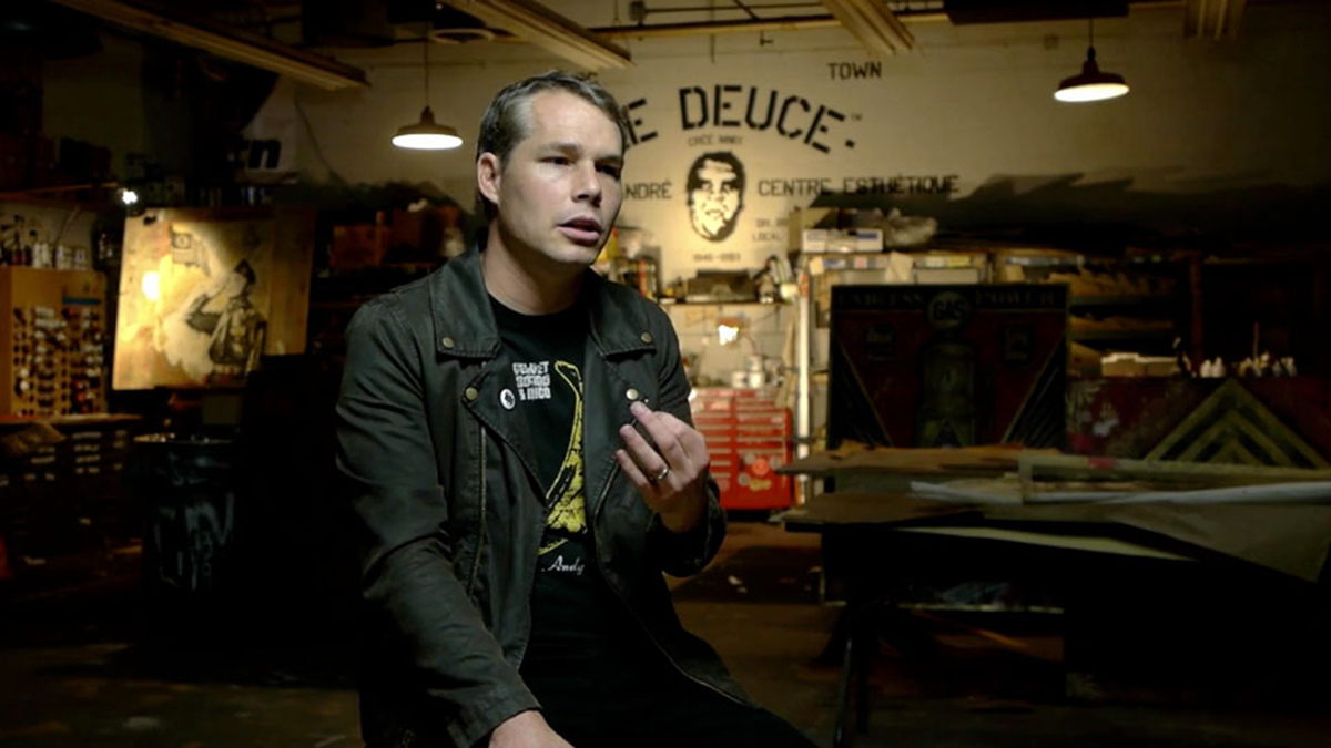 Shepard Fairey film