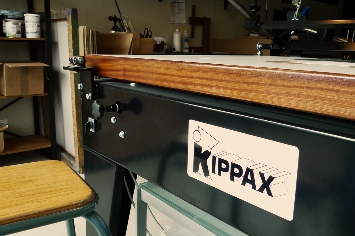 Table de sérigraphie Kippax