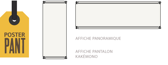 Format Poster-pant