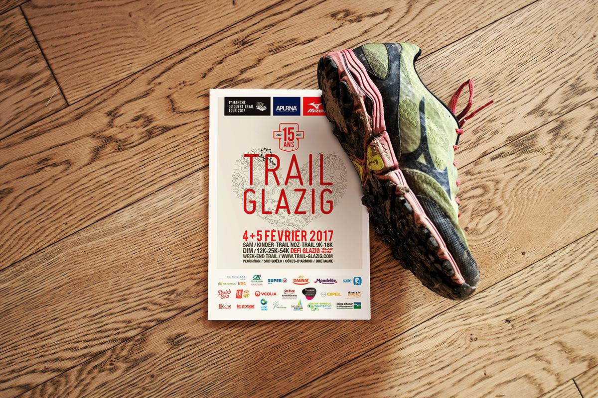 Journal Trail Glazig par Dezzig