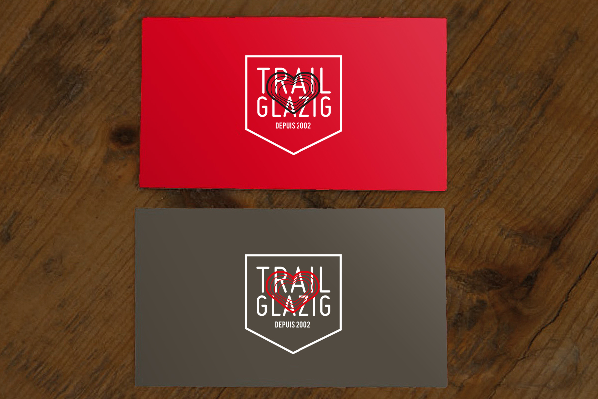 Identité Trail Glazig par Dezzig