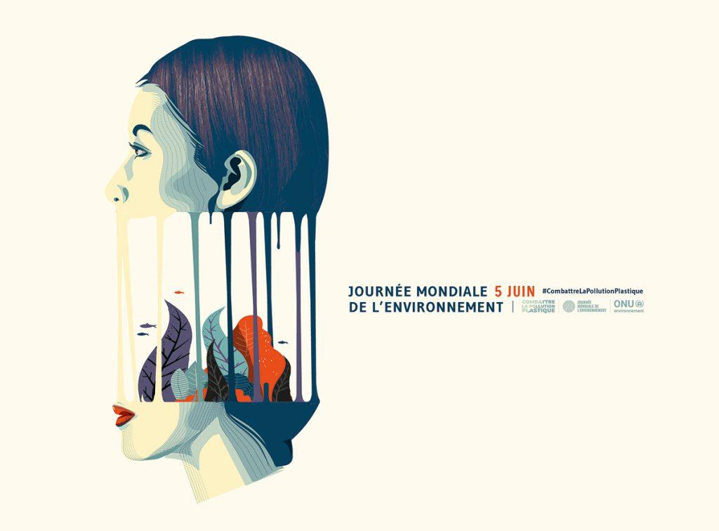 Journée mondiale de l'environnement 2018 ©Dezzig