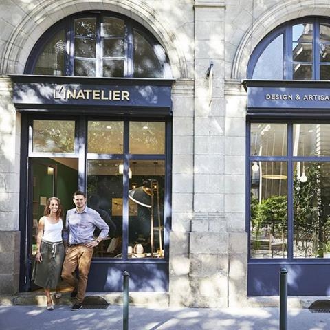 Concept Store L'Inatelier à Nantes