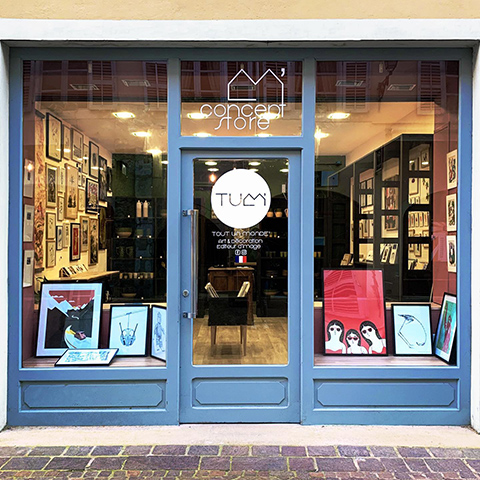TUM Boutique Chamberry