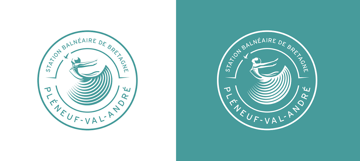 Sceau logo Pléneuf-Val-André